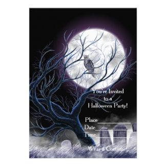 Wer Halloween 12,7 X 17,8 Cm Einladungskarte