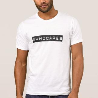 Wer hashtag T-Shirt sich interessiert