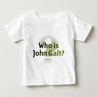Wer ist John Galt? Baby T-shirt