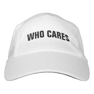 Wer sich interessiert headsweats kappe