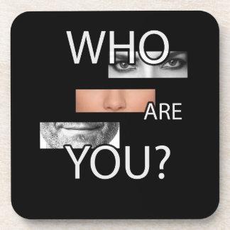 Wer Sie sind Untersetzer