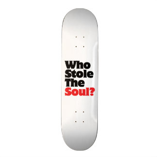 Wer stahl das Soul? 19,1 Cm Old School Skateboard Deck