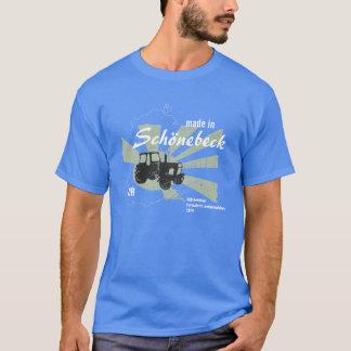 Werbedesign Traktoren DDR T-Shirt