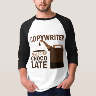 Werbetexter-Geschenk (lustig) T-Shirt