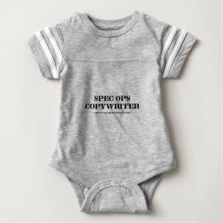 Werbetexter Spezifikt. Ops Baby Strampler
