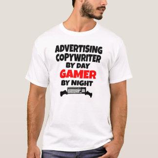 Werbungs-Werbetexter durch TagesGamer bis zum T-Shirt