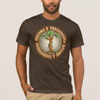 Werden ein Treehugger T-Shirt
