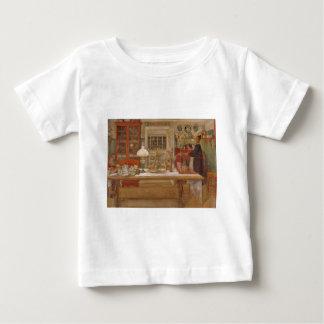Werden fertig zu einem Spiel Baby T-shirt