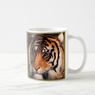 """Werden Sie Bullas-Tasse """"der gemalte Krieger… """" Kaffeetasse"""