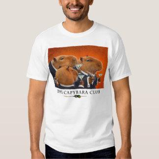"""Werden Sie Bullast-stück """"Capybara-Verein """" Hemd"""