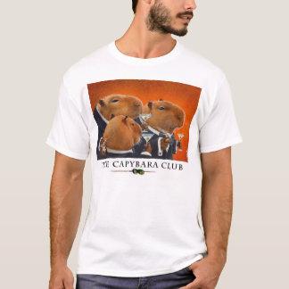 """Werden Sie Bullast-stück """"Capybara-Verein """" T-Shirt"""