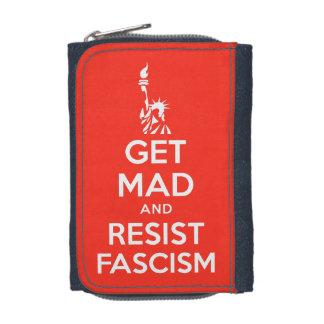 Werden Sie wütend und widerstehen Sie Faschismus