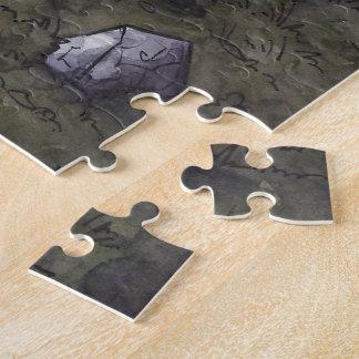 Werewolf-Höhlen-Puzzle vom unwirklichen Anwesen Puzzle
