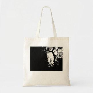 Werewolf in der WaldTasche Tragetasche