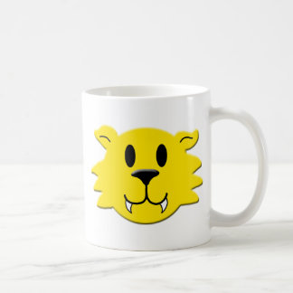 Werewolf-smiley Kaffeetasse