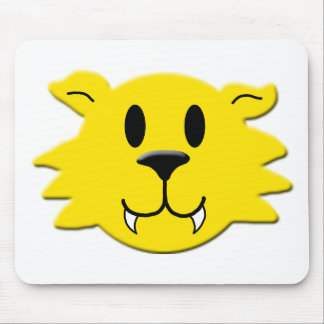 Werewolf-smiley Mousepad
