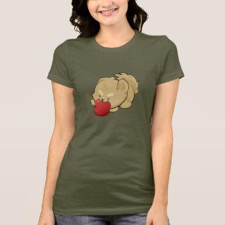 Werewolves essen Äpfel T-Shirt