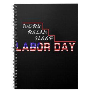 Werktag Notizblock