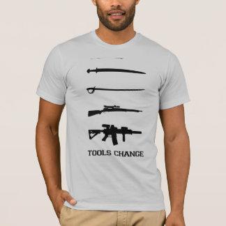Werkzeug-Änderung T-Shirt