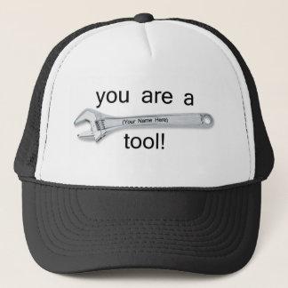 Werkzeug Truckerkappe