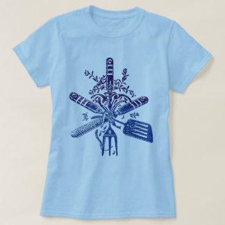 Werkzeuge der GeschäftsOmbre Art T-Shirt