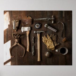 Werkzeuge Poster