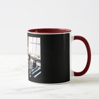Werkzeuggeschäft Bank-Tasse Tasse
