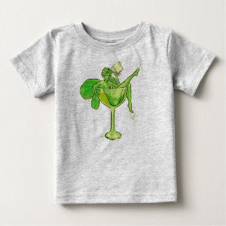 Wermut-Mädchen im Glas (kein Text) Baby T-shirt