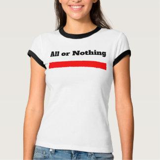 Wertvolle Divinty Musik, alle oder nichts Konzert T-Shirt