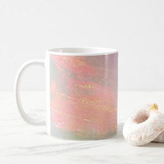 Wertvoller Opal Tasse