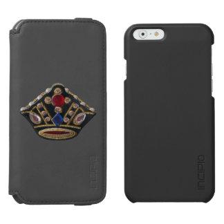 Wertvoller Prinz Crown Incipio Watson™ iPhone 6 Geldbörsen Hülle