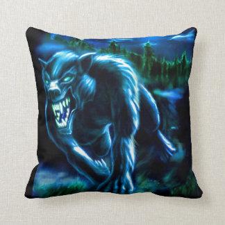 Werwolf Pillow Kissen