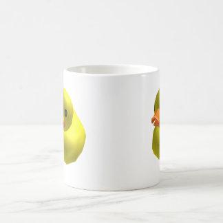 wes10 duck rubber mug kaffeetasse