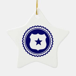 Wesentlich • Gesetzesvollstreckung Keramik Ornament