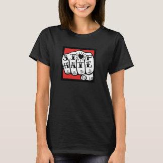 Wesentliches Endhass-T-Stück T-Shirt