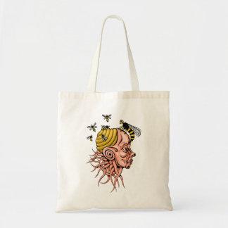 Wespenest - Hauptformentwurf Tragetasche