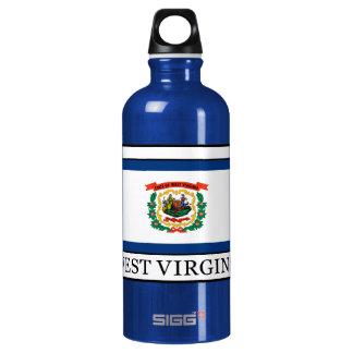 West Virginia Aluminiumwasserflasche