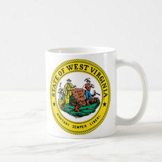 West Virginia Kaffeetasse