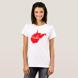 West- Virginialehrer-T-Shirt T-Shirt