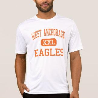 WestAnchorage - Eagles - hoch - Anchorage Alaska T-Shirt
