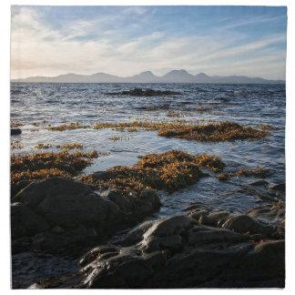 Westcoast von Schottland, Insel von Jura Serviette