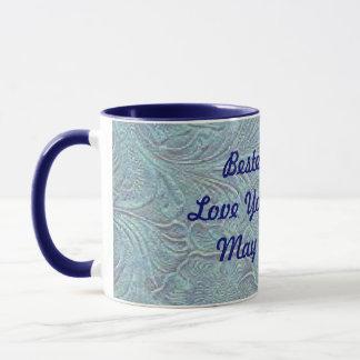 Western-Art Bestest Mamma-Liebe bündeln Sie Tasse
