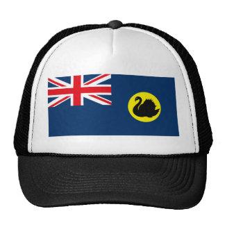 Western-Australien-Flaggen-Hut Trucker Mütze