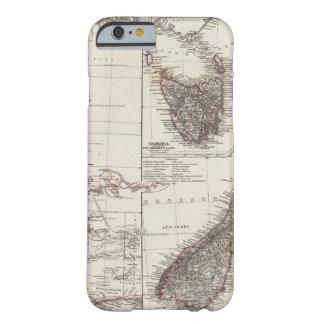 Western Australien Tasmanien und Neuseeland Barely There iPhone 6 Hülle