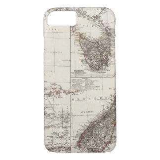 Western Australien Tasmanien und Neuseeland iPhone 8/7 Hülle