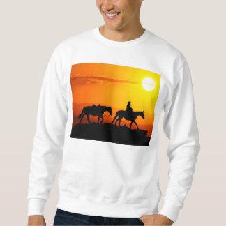 Western Cowboy-Cowboy-Texas-Westernland Sweatshirt