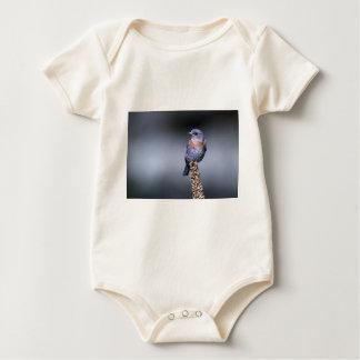 Western-Drossel Baby Strampler