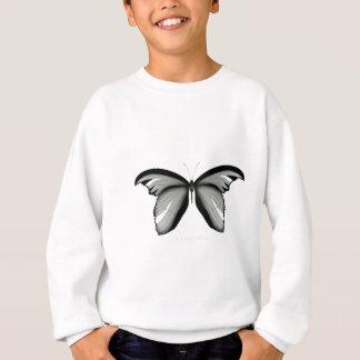 Western-Hügel-Salbei-Schmetterling Sweatshirt