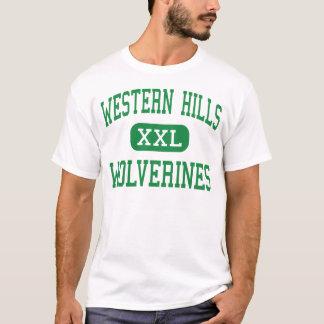 Western-Hügel - Wolverines - hoch - Frankfort T-Shirt