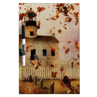 Western-Land-Kirchen-Kapellen-Fall-Herbst-Blätter Memoboard